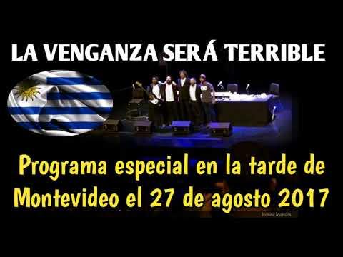 ALEJANDRO DOLINA - LA VENGANZA SERÁ TERRIBLE en MONTEVIDEO en horario especial (agosto 2017)