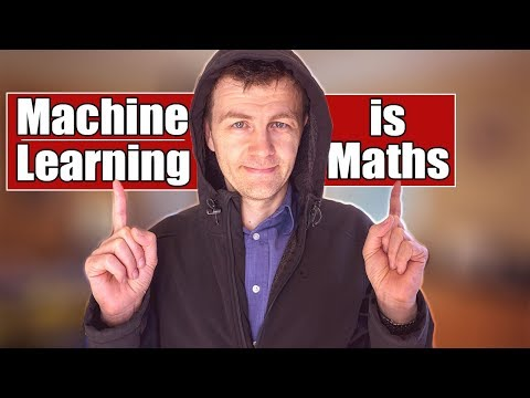 Machine Learning is Just Mathematics! Free Machine Learning Resources