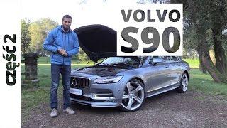 Volvo S90 2.0 T6 320 KM, 2016 - techniczna część testu #285 thumbnail