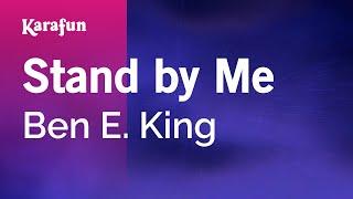 Karaoke Stand By Me - Ben E. King *