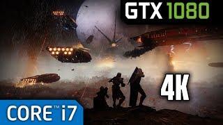 Destiny 2 PC - GTX 1080 - 4K Max Settings
