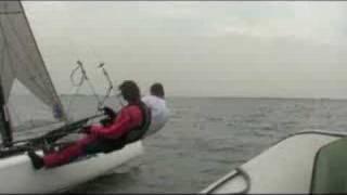 Catamaran Nacra Infusion F18