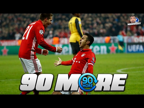 The Finále | Bayern Munich 5-1 Arsenal | #90More