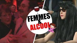 Les femmes alcooliques, ça existe et ça se discute !