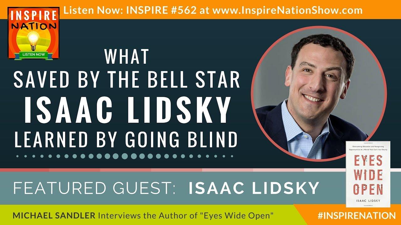 Eyes wide open book isaac