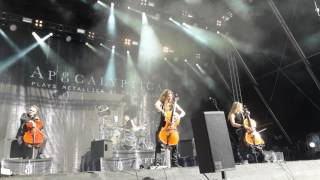 Apocalyptica @ Tuska Open Air 2017