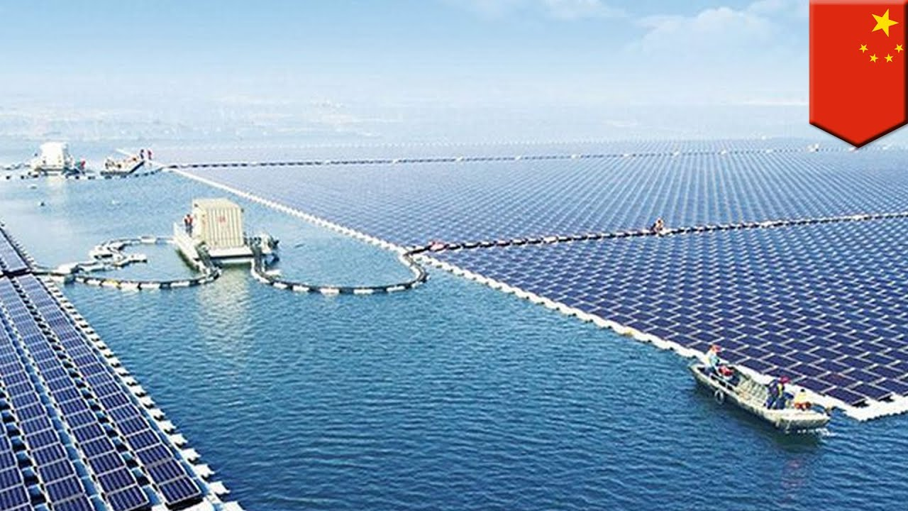 China Solar Panels Prc Is Now Home To The World S Largest