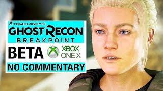 GHOST RECON BREAKPOINT (Beta) FULL Gameplay Walkthrough - No Commentary [Breakpoint Walkthrough]