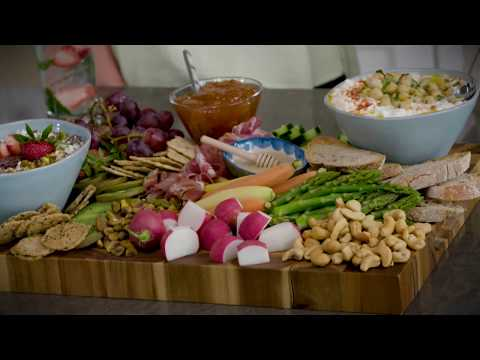 The Ultimate Spring Charcuterie Plate with Amanda Paa of Heartbeet Kitchen