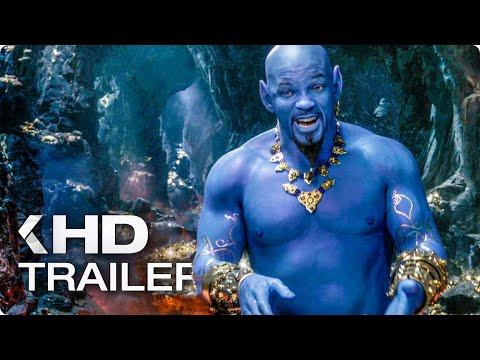 ALADDIN Teaser Trailer 2 (2019)
