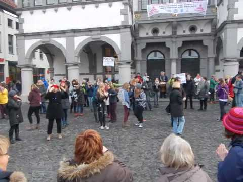 Number One Paderborn one billion rising paderborn 2017