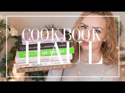 A Cookbook Haul | The Book Castle | 2020