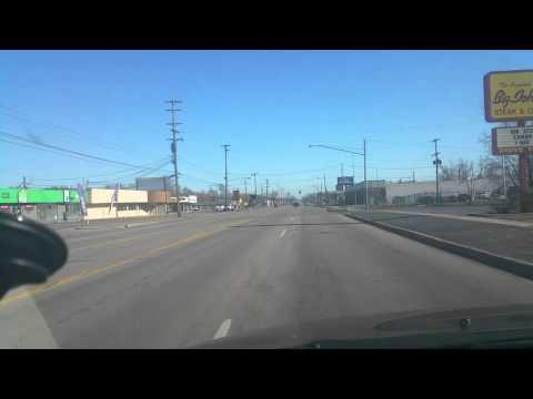 Little bit of Dort Highway Flint Michigan