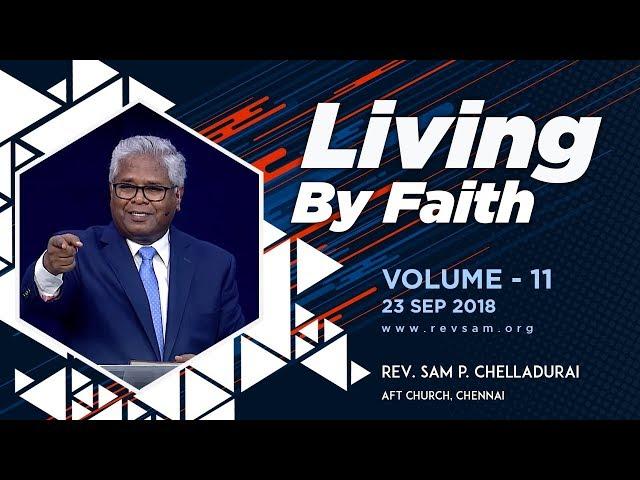 Living by Faith (Vol 11) - Faith Works in Love