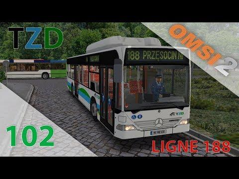 [OMSI 2] [TZD] Episode n°102 : Un service presque parfait en MB Citaro o530 CNG