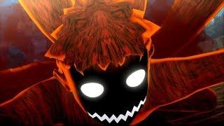 Naruto Shippuden: Ultimate Ninja Storm 2 - 4tk Naruto vs Orochimaru Boss Battle [PS3]