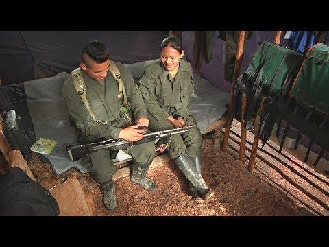 800 повстанцев ФАРК не выполнят мирное соглашение с властями Колумбии (новости)