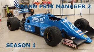 Grand Prix Manager 2 - Ossella 1986 Mod Season 1
