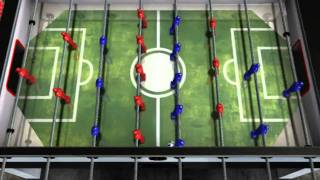 Table Soccer X - foosball game for XBOX