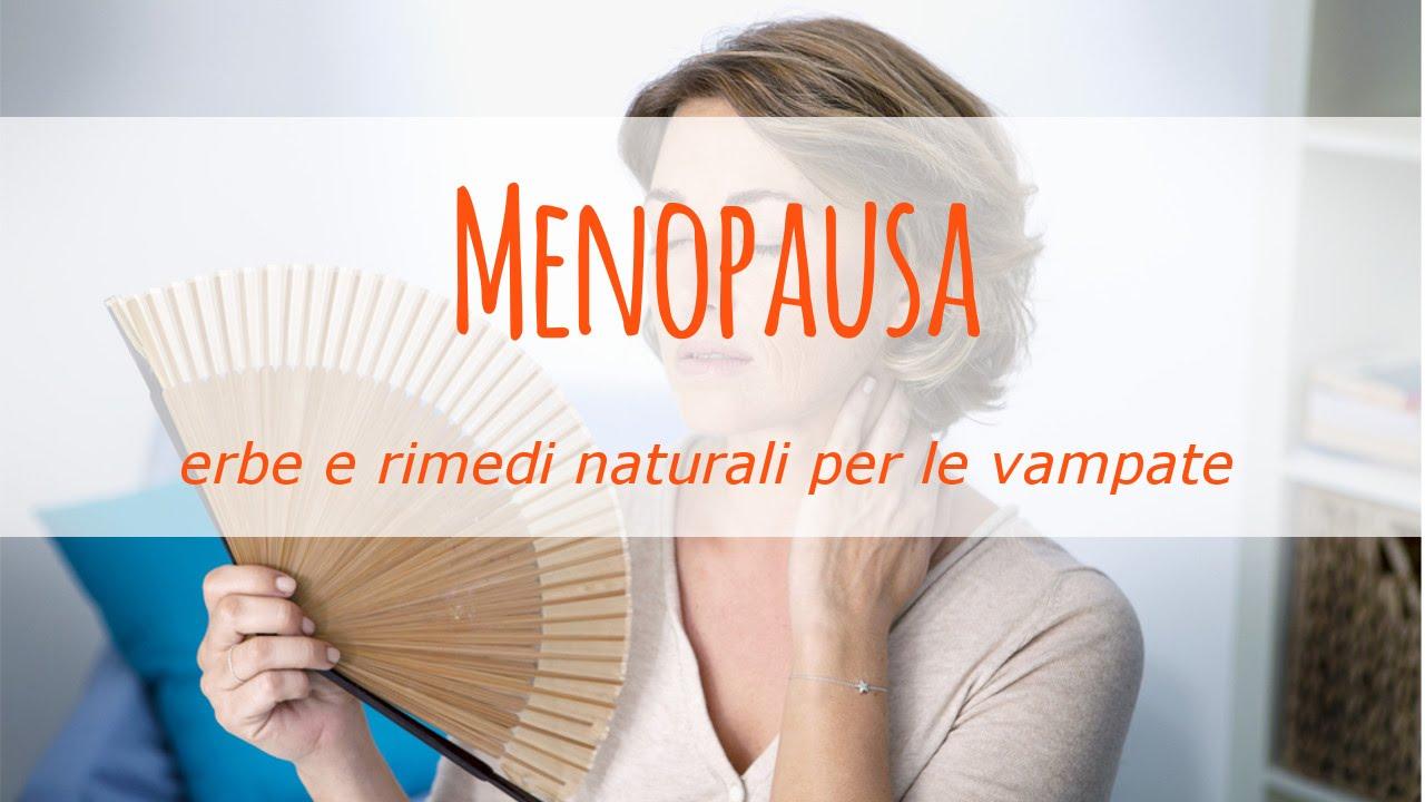 scalmane menopausa rimedi naturali