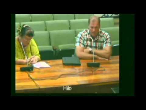 Hawaii County Council May 19, 2015 full video