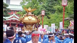 2018年 深川八幡祭り(富岡八幡宮例祭)