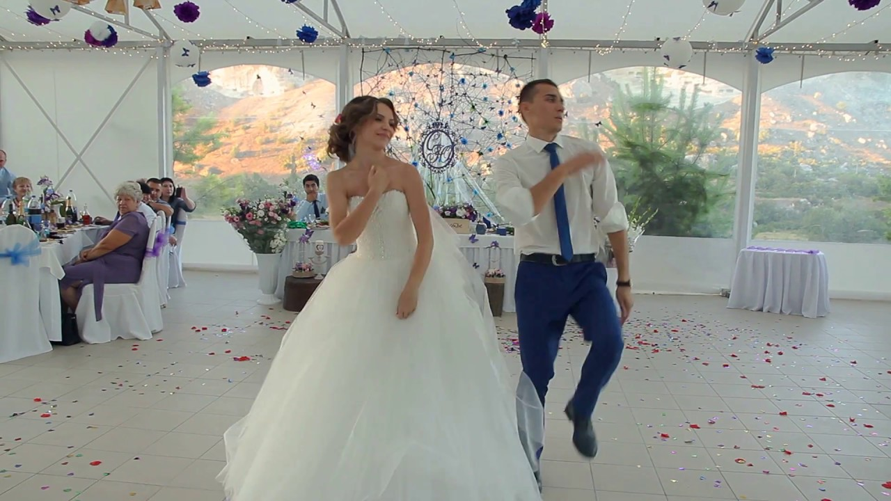 Шикарнейший свадебный микс юлии и сергея