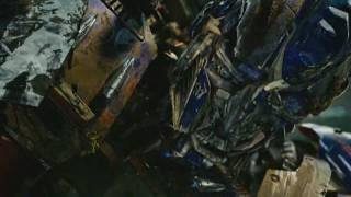 Optimus Prime großer Kampf
