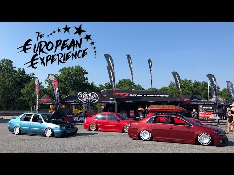 European Experience 2019 | Vr6 swapped Mk3 Variant!