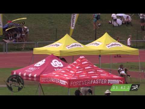 2016 Pretoria A-Bond Interhigh - Boys 17 3000m