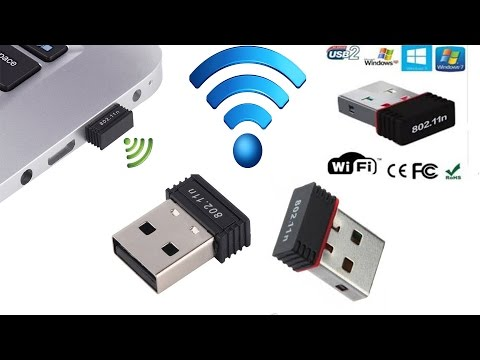Ranz Mini USB 150Mbps 802.11n Wireless Wifi