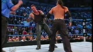 The Undertaker vs. Matt Hardy [2002-09-12]