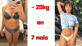 COMMENT J'AI PERDU 20KG : JEÛNE INTERMITTENT / Dairing Tia