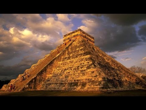 Bí Ẩn Sự Suy Tàn Của Đế Chế Maya