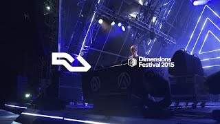 Surgeon live at Dimensions Festival - INSIDE | Resident Advisor