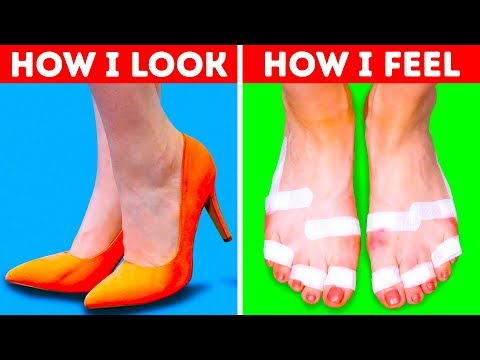 40 AWESOME SHOE HACKS THAT WILL CHANGE YOUR LIFE