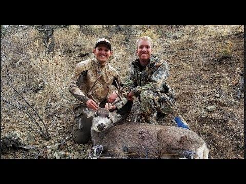 New Mexico Public Land Archery Mule Deer Hunt
