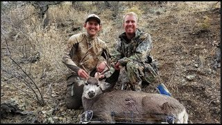 New Mexico Public Land Archery Mule Deer Hunt