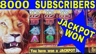 🏆HANDPAY JACKPOT🏆 Sunset King Slot Machine Bonus 🌟MEGA BIG WIN🌟 | Slot Machine ✦ MASSIVE WIN✦
