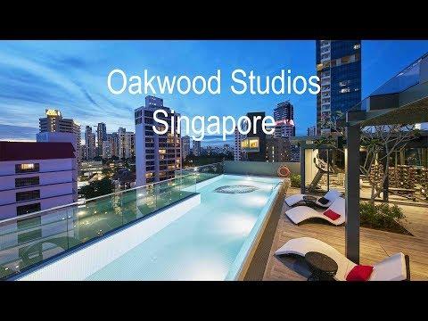 Oakwood Studios Singapore - Studio Apartment Review