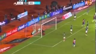La narración de Martinoli que le dio la vuelta al mundo - Costa Rica vs México
