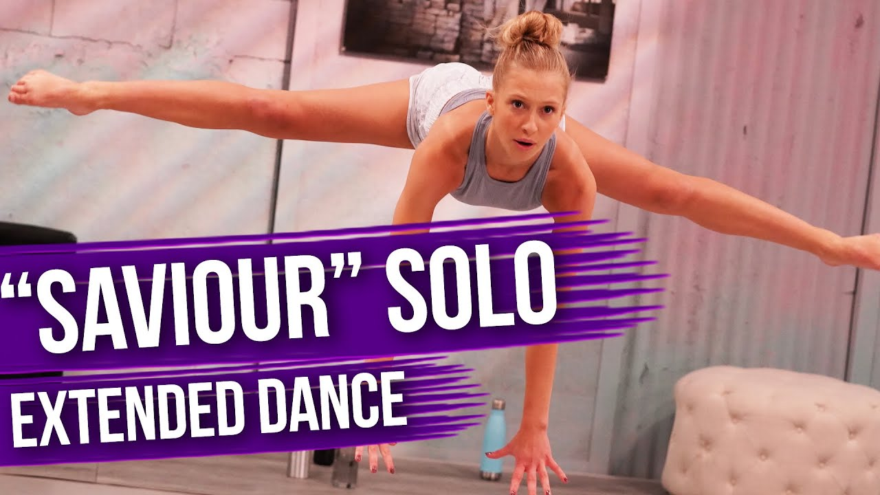 """Download Presley's """"Saviour"""" Solo - Extended Dance"""