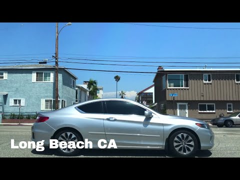 🔴  Long Beach Realtor Driving Tour 4K