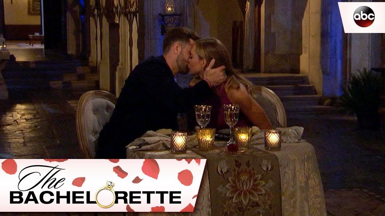 Image result for jed wyatt hannah brown kissing