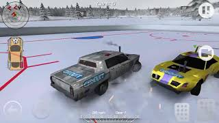 Мультфильмы 2021 Машинки тачки аварии на льду