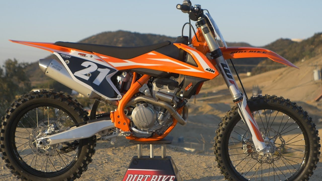 2018 ktm updates. contemporary updates 2018 ktm 250sxf  dirt bike magazine with ktm updates
