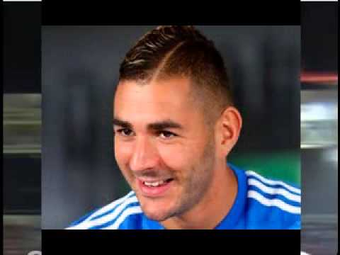 Karim Benzema Hairstyle Youtube