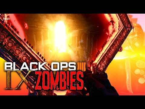 "Black Ops 4 ""IX"" Zombies Live Pack A Punch Gameplay!"