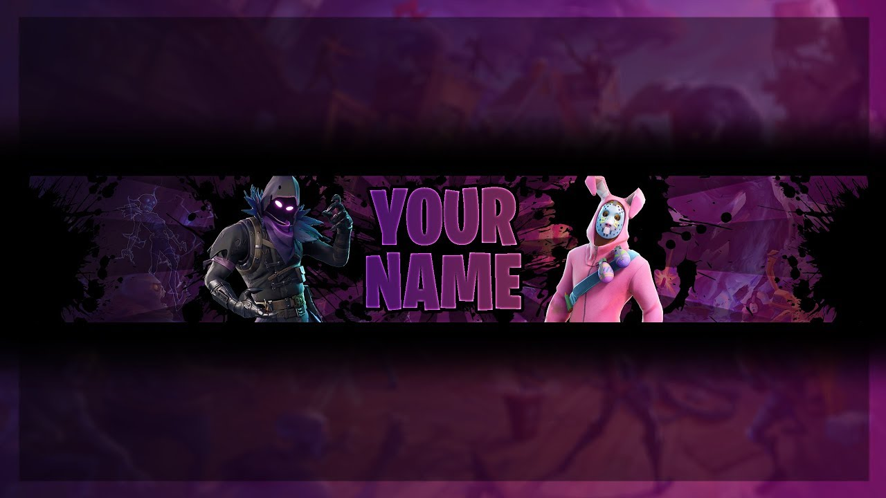 how to make a youtube banner in photoshop channel art