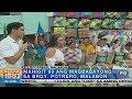 Unang Hirit UH Blowout sa Brgy. Bayong sa Potrero, Malabon